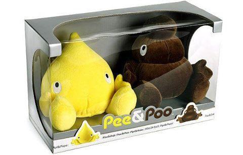 Hee Hee Pee Pee! Hoo Hoo Poo Poo!
