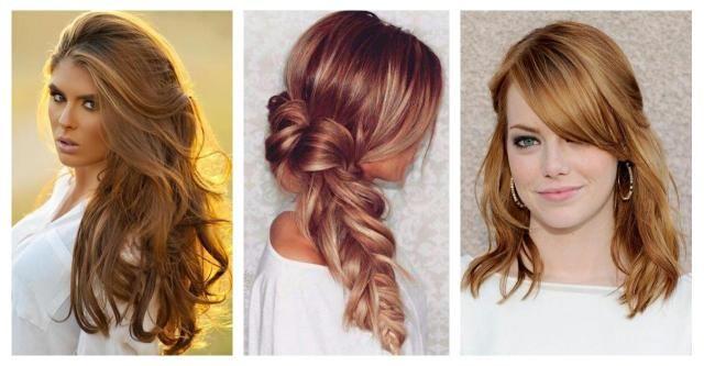 Hot Trend W Koloryzacji Włosy Karmelowe Fryzury Włosy