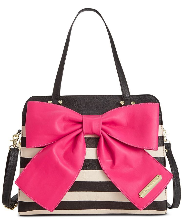 66da7302a0c2 Betsey Johnson - Bow Tote