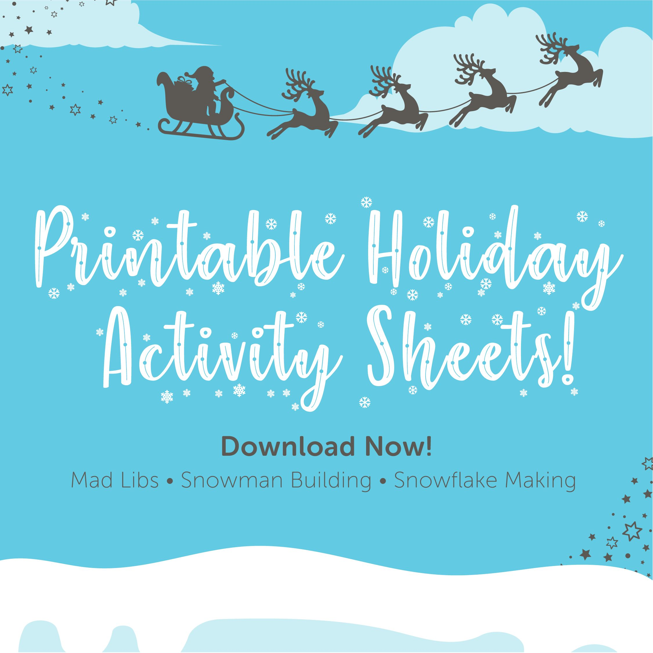 Build A Snowman With Your Students Using This Free
