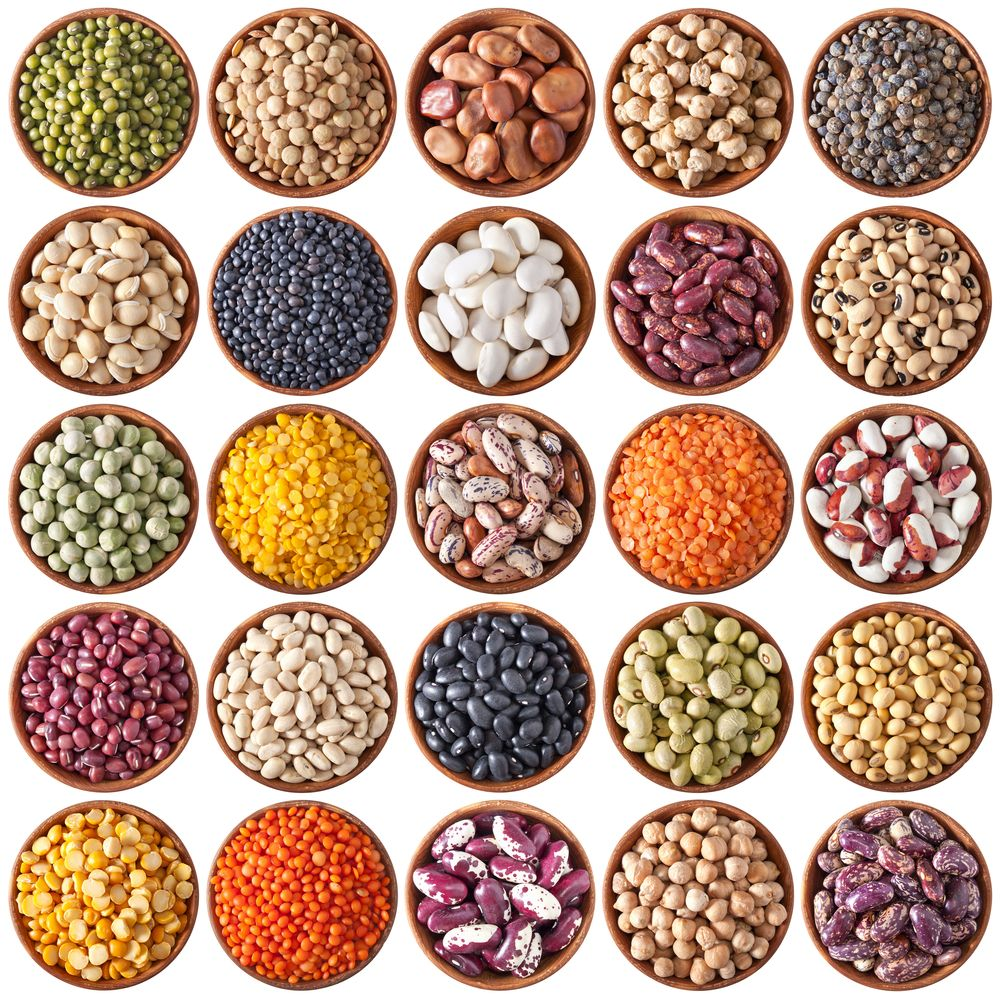 Healthiest Legumes Whole Grains Like Brown Rice Oats Quinoa And Whole Legumes Beans Super Healthy Kids