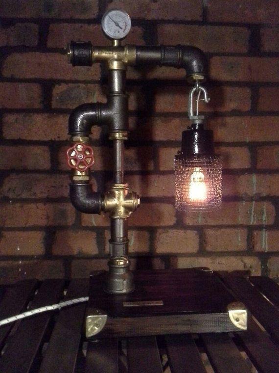 lampe de bureau style vintage loftindustriel avec linterrupteur de lumire de travail - Interrupteur Style Industriel