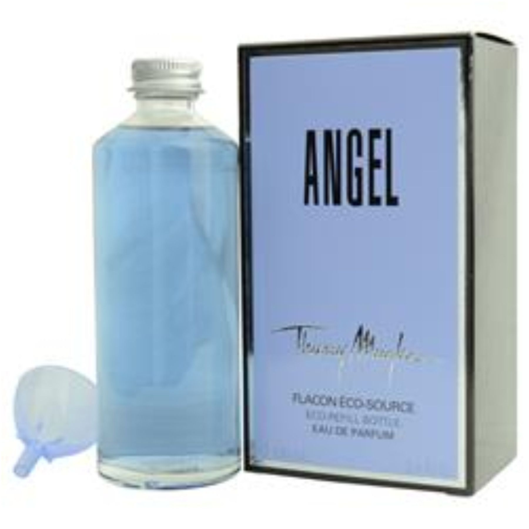 Angel By Thierry Mugler Eau De Parfum Refill 3 4 Oz Eau De Parfum