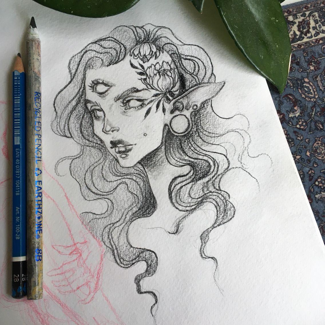 pin von charlotte einschaf auf artwork pinterest zeichnen lernen kritzeleien und skizzen. Black Bedroom Furniture Sets. Home Design Ideas