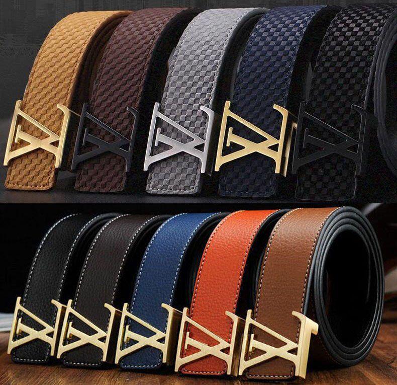 Moda marca ceinture mens de lujo cinturón cinturones para mujeres del cuero  genuino cinturones para hombre cinturones de diseño hombres de alta calidad  de ... e5edd3691a7c