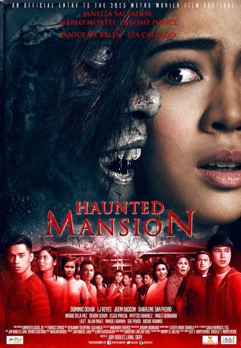 Haunted Mansion 2015 Pinoy Movies Blockbuster Movies Haunted Mansion