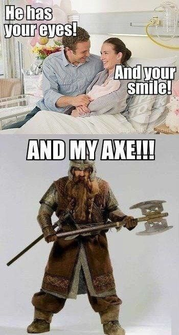 50 Lord Of The Rings Memes Guaranteed To Make You Laugh Friday Funny Pictures The Hobbit Lotr