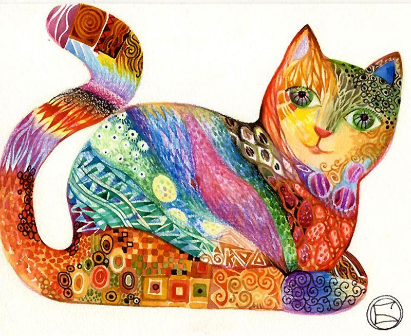 Оксана Заика: вся жизнь, вся география - в кошках и не ...