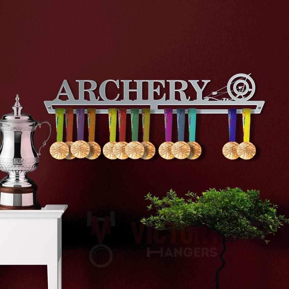 Medal Hanger SHE Believed SHE Could up to 48 Medals Stainless Steel Holder SO SHE DID