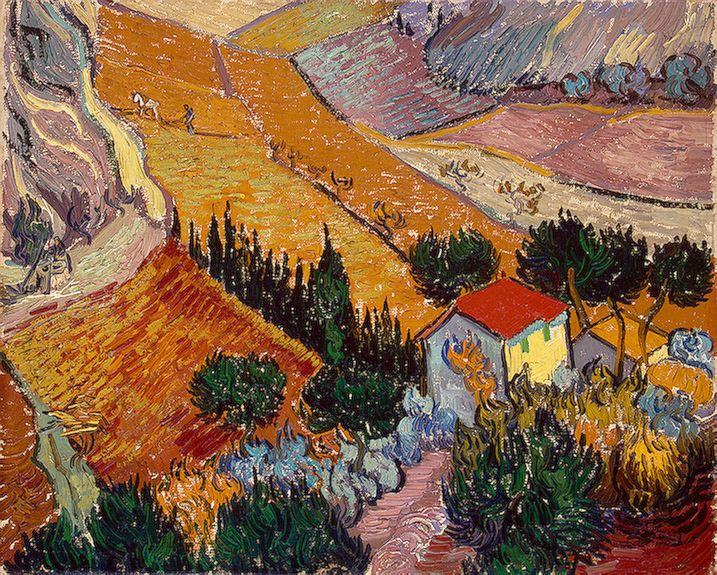Vincent Van Gogh, 00001184-Z