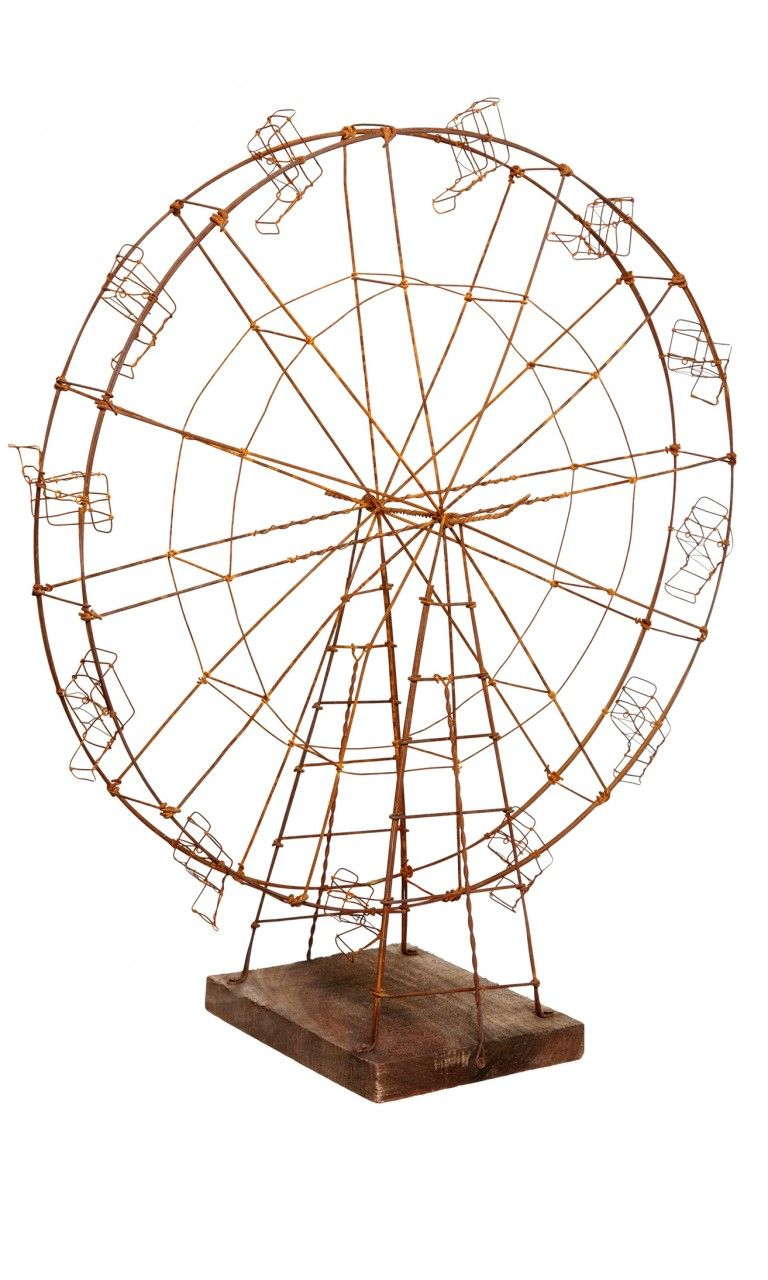 Wire Ferris Wheel | | children | | Pinterest | Ferris wheel and Wheels