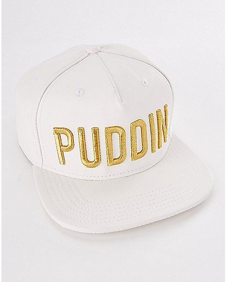 7344a23ae8ed Puddin Harley Quinn Snapback Hat - Spencer s