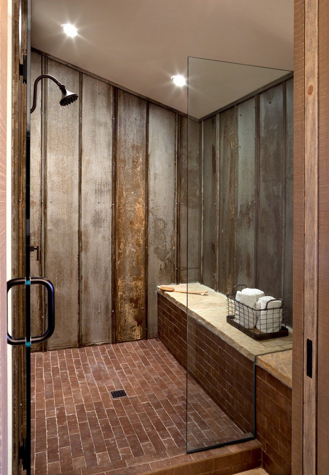 beautiful urban farmhouse master bathroom remodel 7 on beautiful farmhouse bathroom shower decor ideas and remodel an extraordinary design id=69024