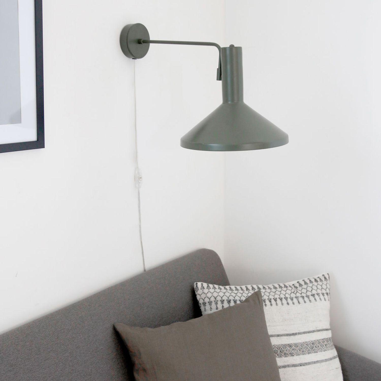 Mall Made vägglampa från House Doctor. En lampa som andas ...