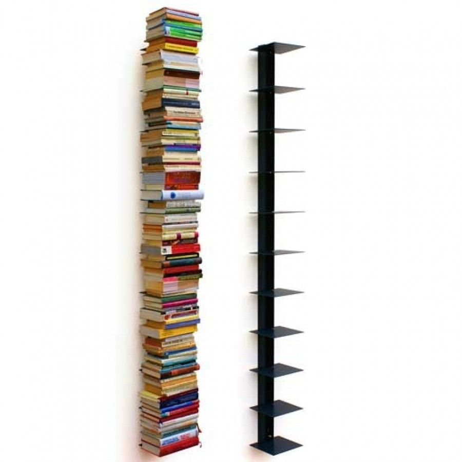 g shelf bookcase diy ikea vertical spine cubicle book tower wall bookcases