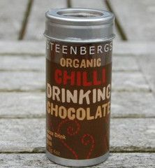 Chilli Hot Chocolate from Steenbergs Organic available @ outofyorkshire.co.uk