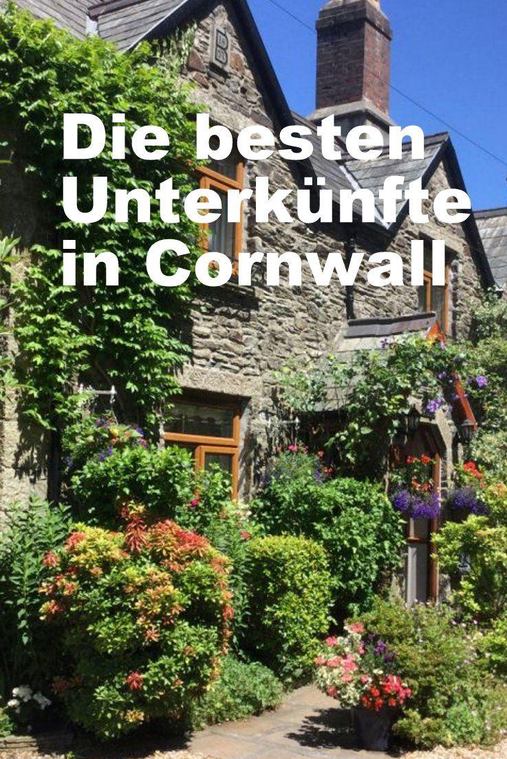 Sigues preguntándome cómo y dónde encontrar los mejores alojamientos en Cornwa …