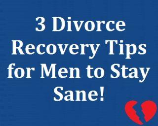 How to start over after divorce for men