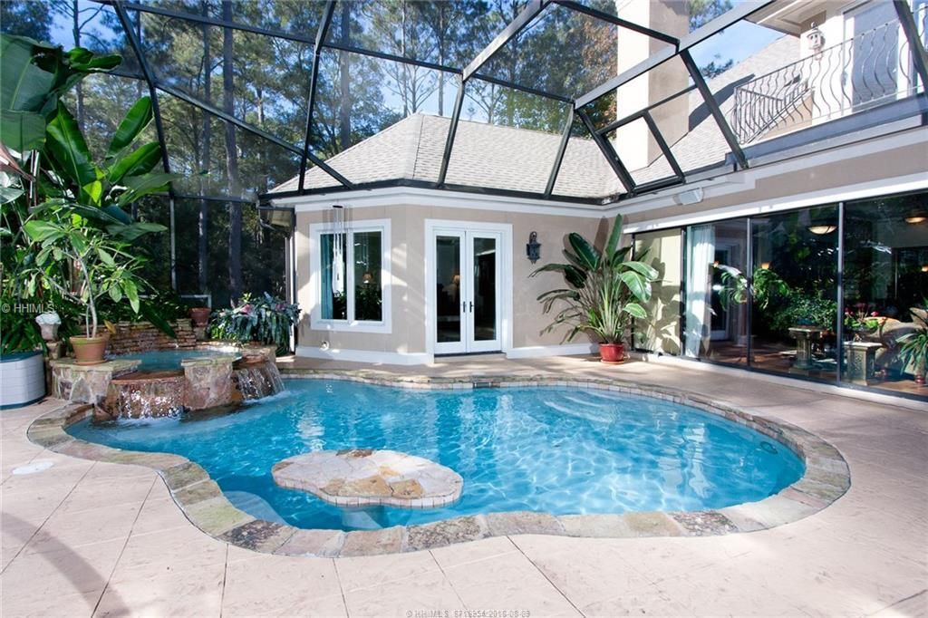 623 Colonial Dr Hilton Head Island Sc 29926 799 900 Listing 350935 See Homes For Sale Information Sch Outdoor Inspirations Spa Pool Hilton Head Island