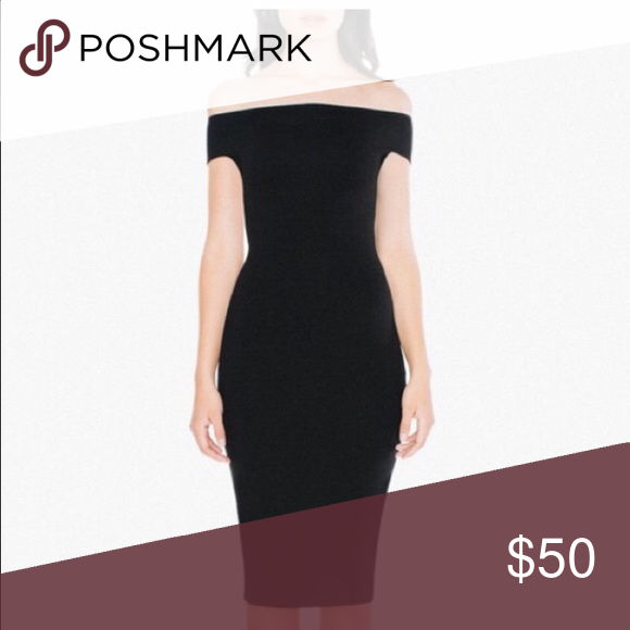 American apparel ponte dress Perfect dress! It's super comfortable and makes you look great. I love this material. American Apparel Dresses