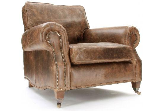 Astounding Hepburn Vintage Leather Armchair From Old Boot Sofas Creativecarmelina Interior Chair Design Creativecarmelinacom