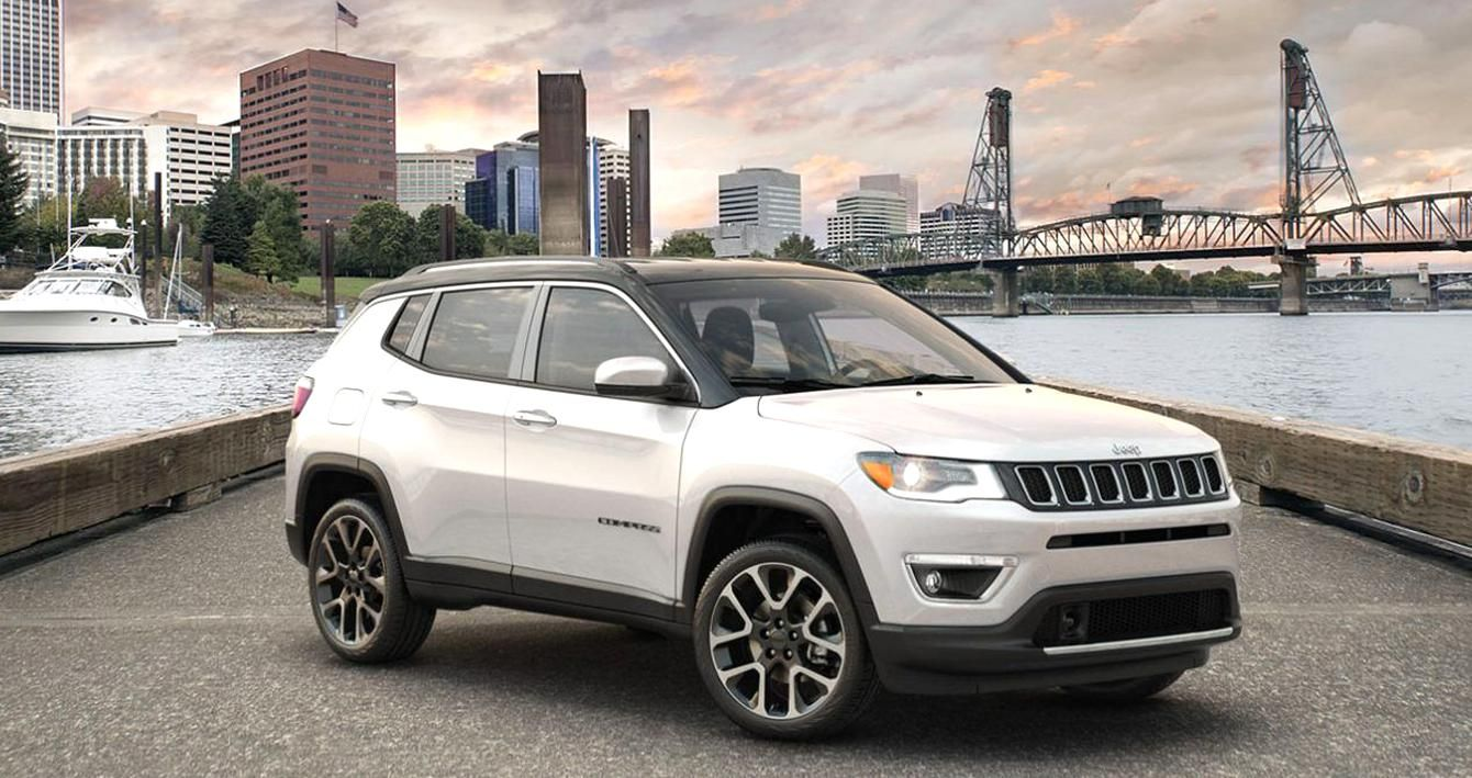 We Give You All The Details About The Improvements Made To The 2020 Jeep Compass In 2020 Jeep Compass Jeep Compass Limited Jeep