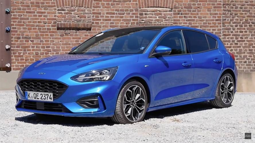 2019 Ford Focus St Line Extensively Detailed In Lengthy Video In 2020 Ford Focus Ford Focus St 2019 Ford