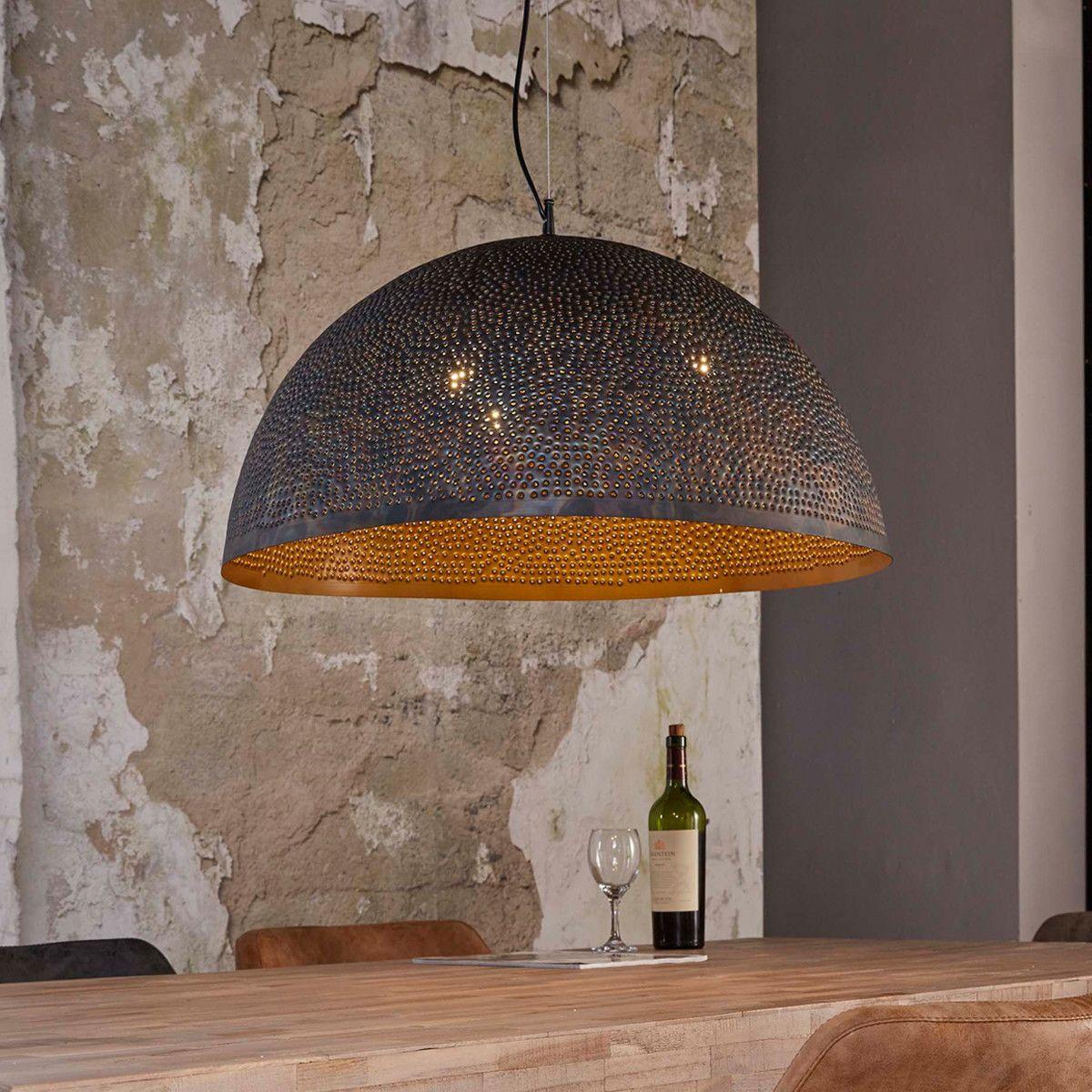 Industriele Hanglamp 1l Santa Punch In 2020 Industriele Hanglampen Hanglamp Eetkamertafel Lamp