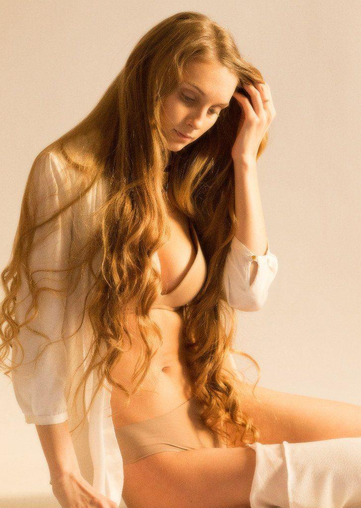 långt hår ukrainare sex