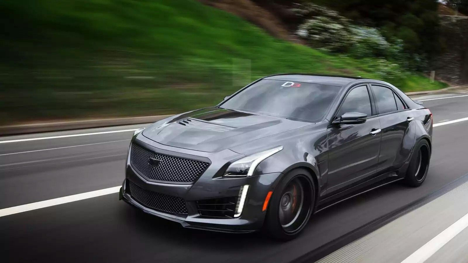 2020 Cadillac ATS-V Coupe New Model and Performance