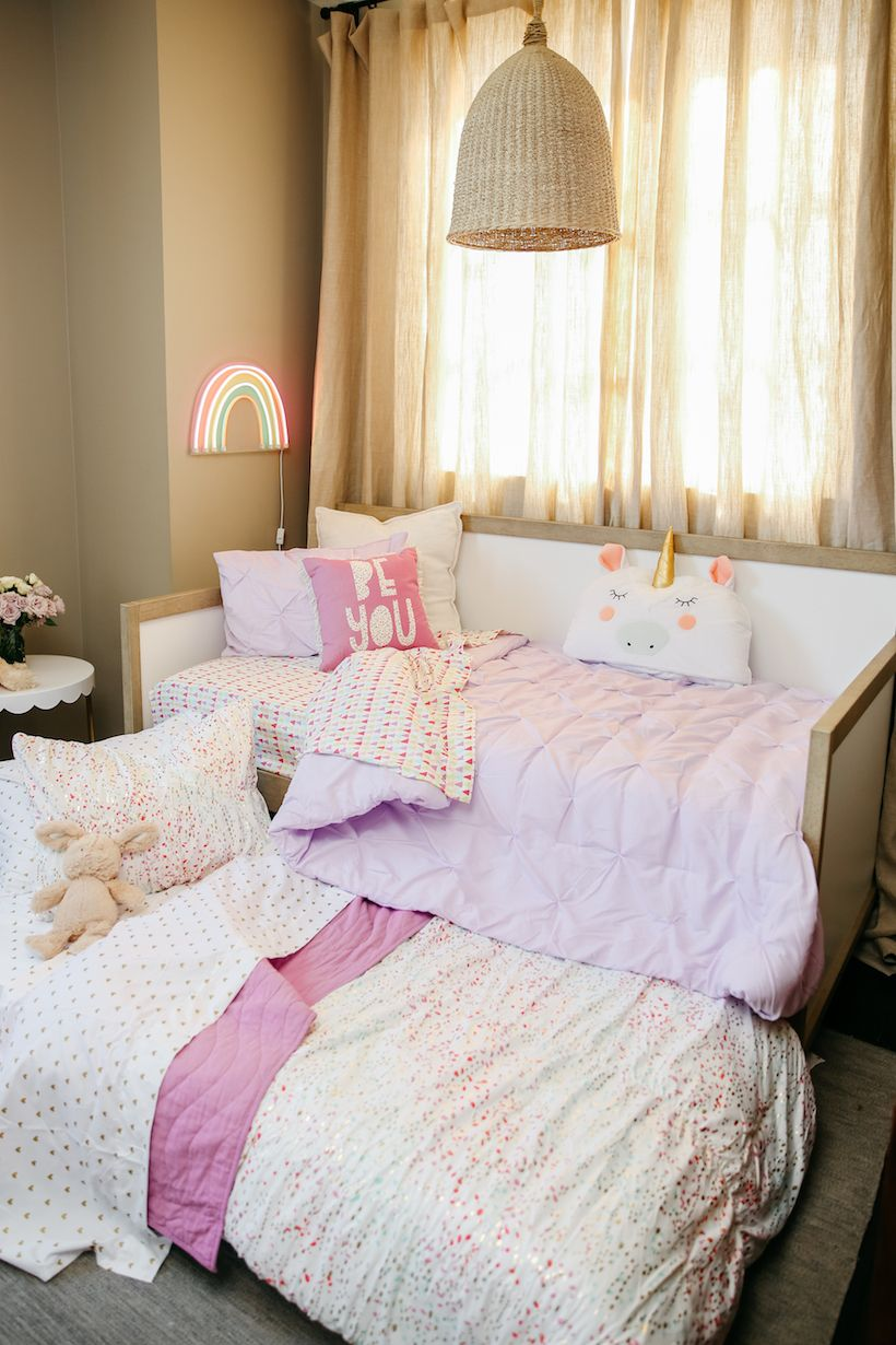 Can T Get Enough Of The Pillowfort Bedding Collections And Furniture For Kids Rooms At Target Shabby Chic Bedrooms Chic Bedroom Accessories Target Kids Room