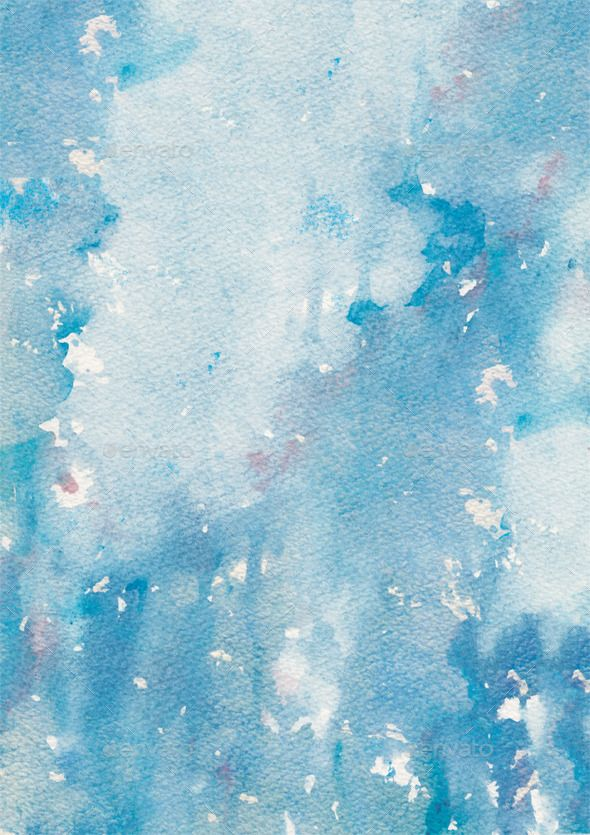 Watercolor Texture Sulu Boya Sultan