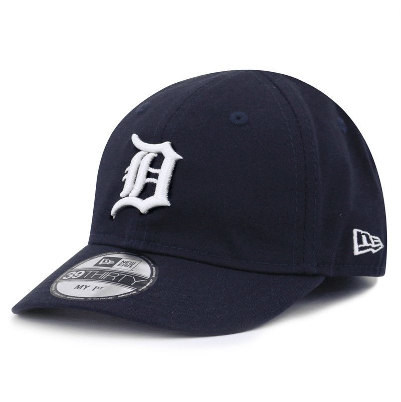 the latest c909c 0d2b8 MLB New Era Detroit Tigers 2015 My 1st 9Forty Toddler-Navy