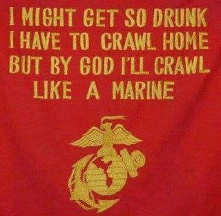 Hmmm i know a Marine that did this! ;)