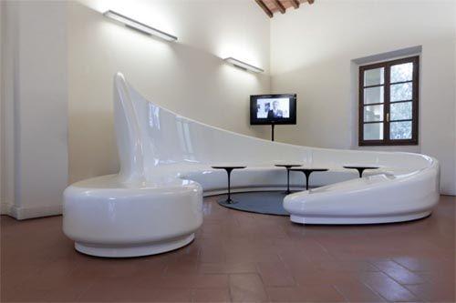 Archetto Seating Hitech seating design Fashion Style1