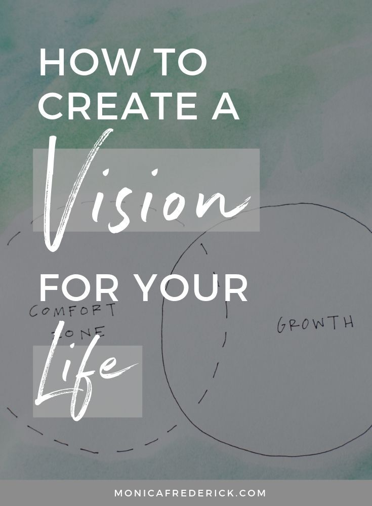 Have you ever set a goal and lost motivation or just totally gave up? That's what happens when you don't have a clear vision for your life! Click through to read my three steps for creating a compelling vision for your life and make sure to grab my FREE Life Vision checklist! #visionboard #personalvision #lifevision #motivation