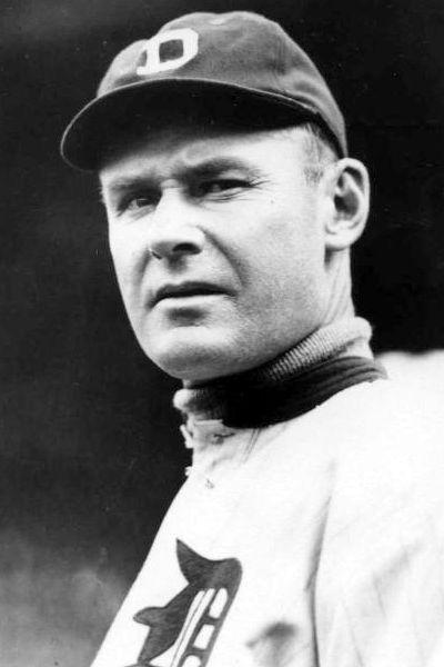 Sam Crawford Elected To National Baseball Hall Of Fame In 1957 Baseball Records National Baseball League Baseball Inspired