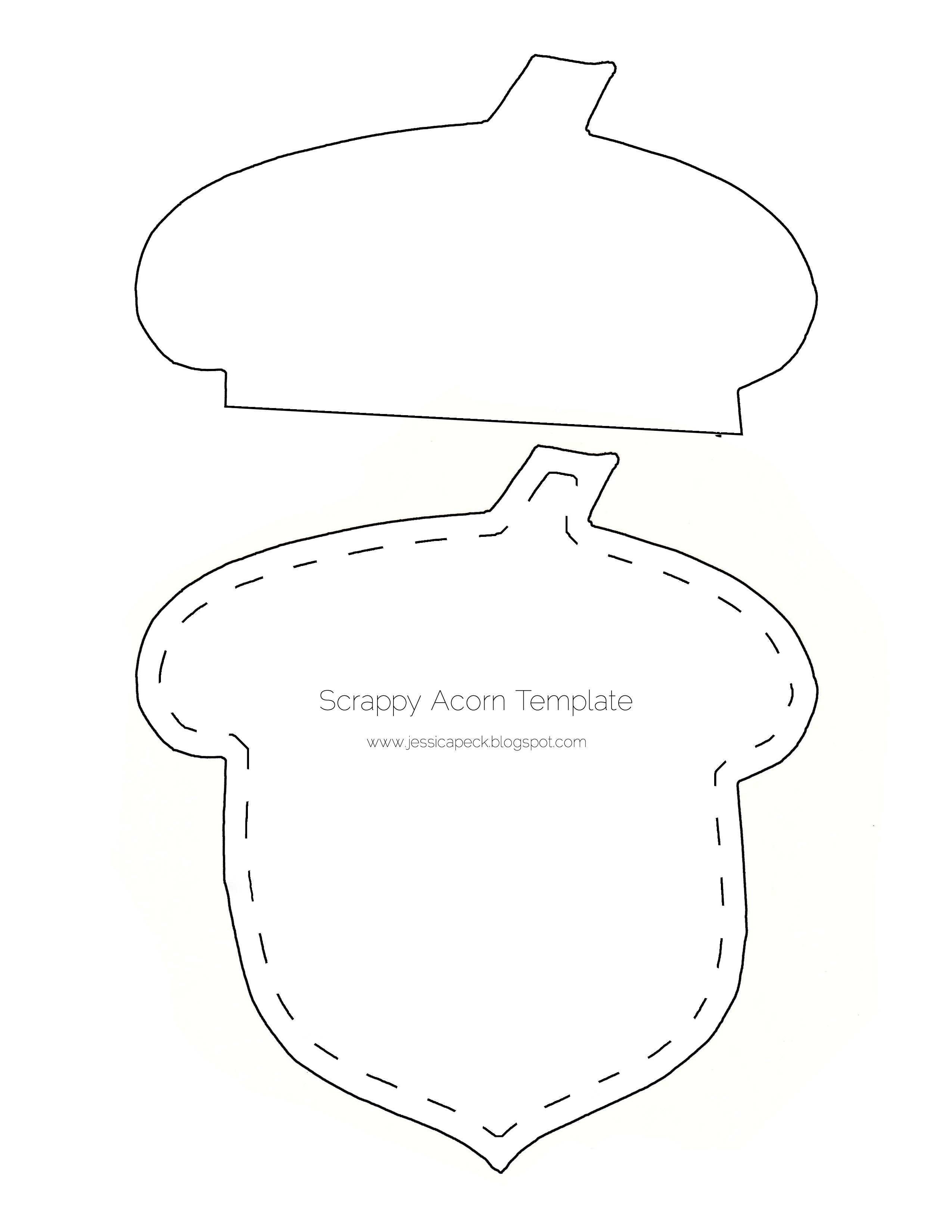 acorn template cameo svg pinterest felting craft and patterns
