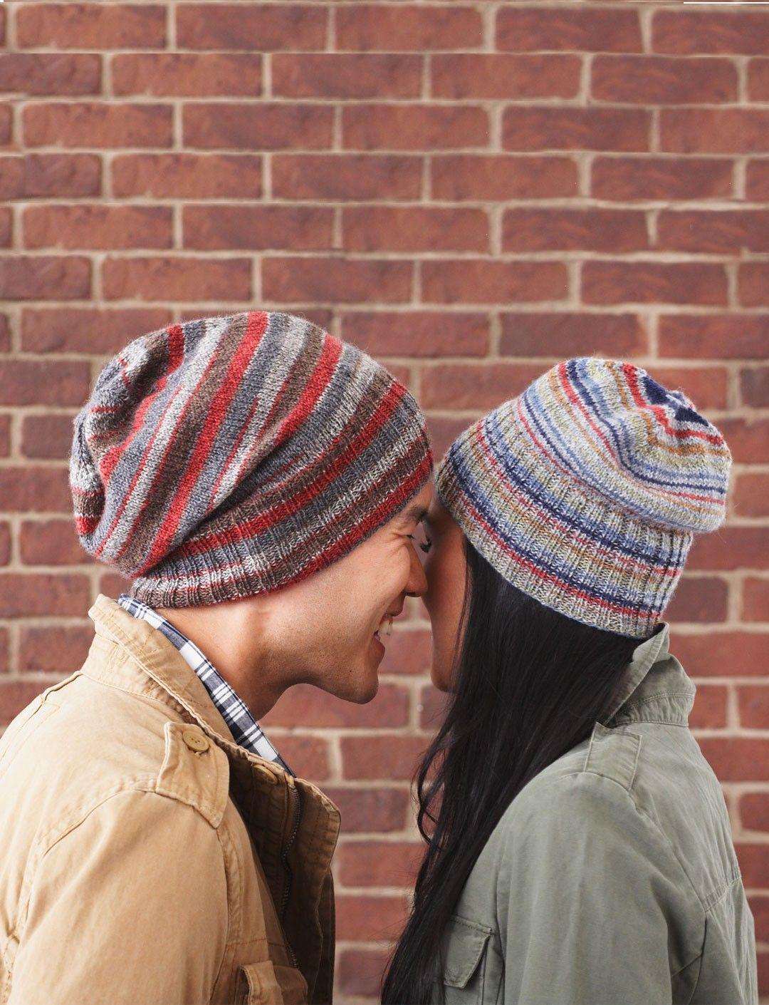 Yarnspirations patons basic beanies yarnspiration slouchy basic beanies knit with sock yarn bankloansurffo Gallery