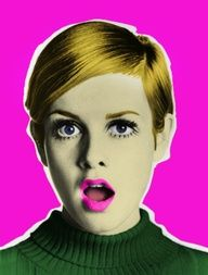 Twiggy  Pop Art