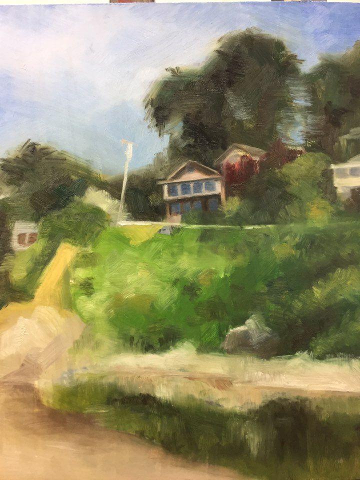 Landscape - Muir Beach