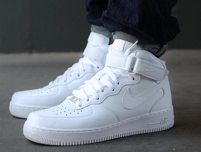 air force 1 montante jordan