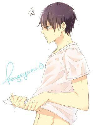 Kageyama x reader x tsukishima