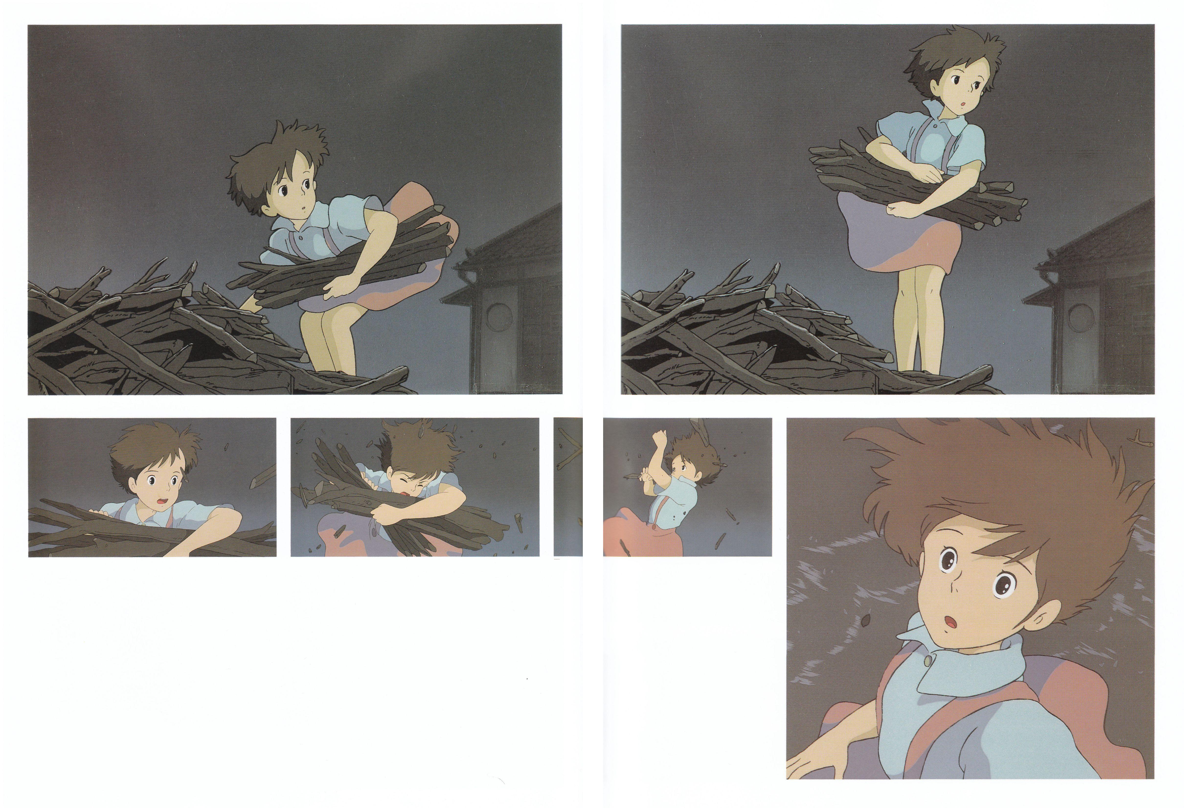 My Neighbor Totoro | Hayao Miyazaki | Studio Ghibli / Kusakabe Satsuki