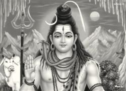 Lord Shiv Shankar Black And White Hd Wallpaper Lord Shiva Hd Wallpaper Lord Shiva Shiva Wallpaper