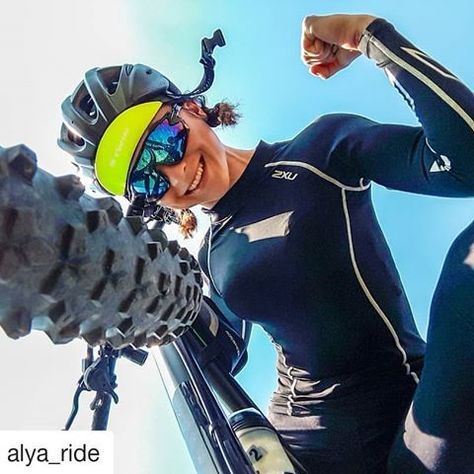 #Repost @alya_ride (@get_repost) ・・・ Yeaaaaah😃😄😎 #erredidesign #cycling_queens #women_on_bikes  #...