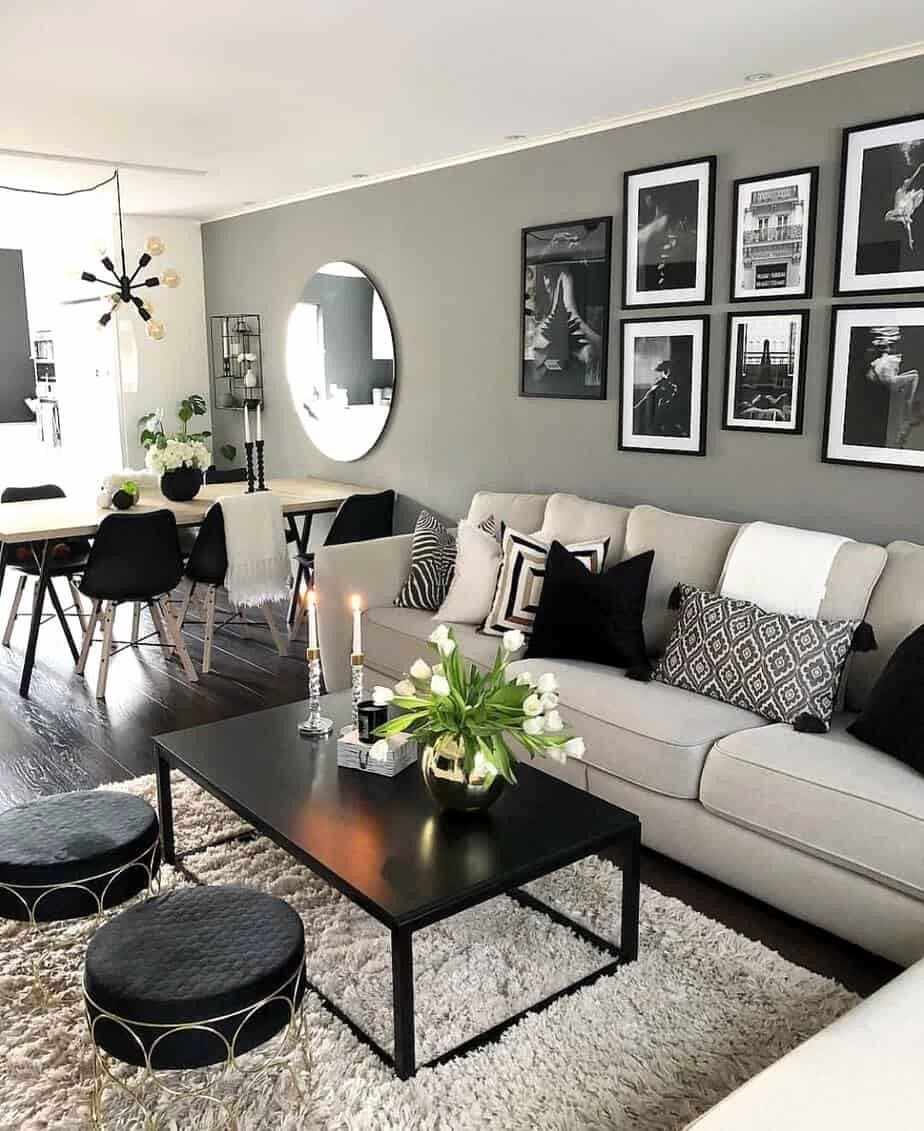 20+ Modern Living Room Ideas 20   MAGZHOUSE