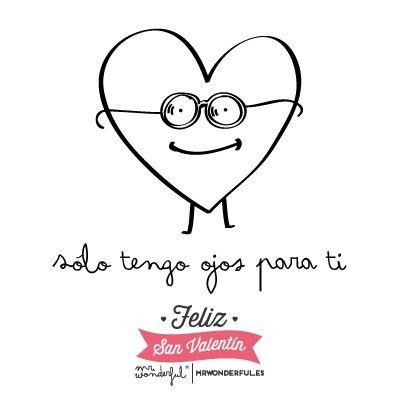 Mr Wonderful San Valentin Love Pinterest Mr Wonderful Love