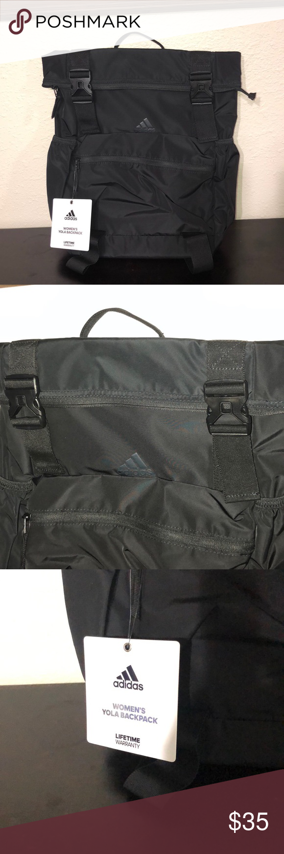 ... Adidas Womens Yola Backpack New adidas Bags Backpacks best service  e46bf 1023e ... 2dcf1ec23e