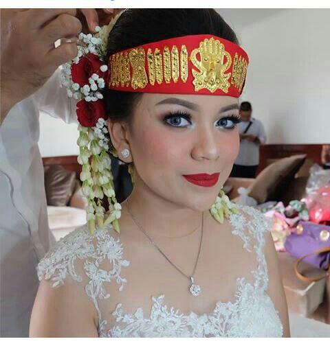 Make Up Wedding Batak Bataknes Wedding Di 2019 Atasan Renda